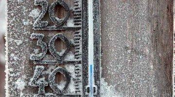 На выходных в Красноярск придут зимние морозы