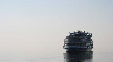 Из Красноярска возобновятся круизные маршруты по Енисею