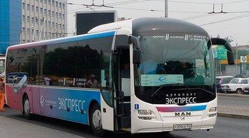 Автобусы-шаттлы в аэропорт переходят на круглосуточный режим работы