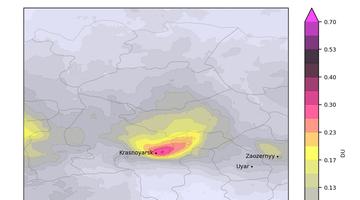 Greenpeace включил Красноярск в рейтинг самых загрязненных городов России