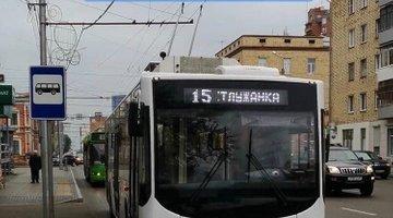 Троллейбусы поедут по Копылова в начале осени