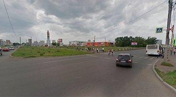Мэр разрешил спорный McDonald's посреди ул. Авиаторов в Красноярске