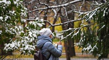 К концу рабочей недели красноярцев ждет незначительное потепление