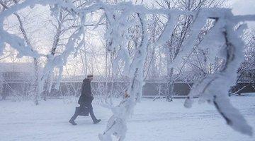 В Красноярск пришло похолодание