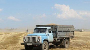 У Балахтинского района украли 42 грузовика