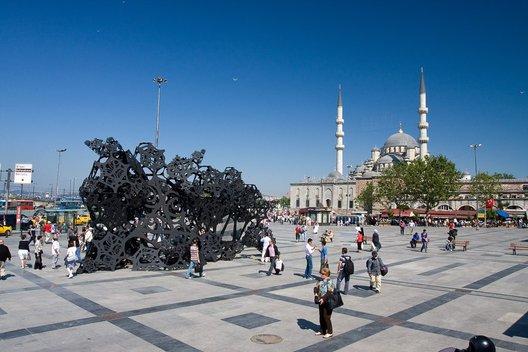 Поездка на этап Формулы 1 в Стамбул